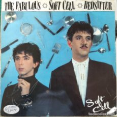 "Discos de vinilo: SOFT CELL - BEDSITTER (12"") (SOME BIZARRE) (1981/UK). Lote 221879178"