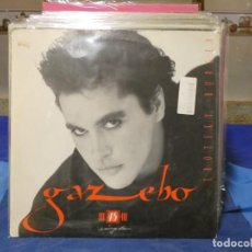 Discos de vinilo: MAXISINGLE SONIDO SABADELL GAZEBO TROTSKY BURGER 1986 BUEN ESTADO. Lote 271675873