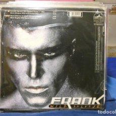 Discos de vinilo: MAXISINGLE FRANK WILD SALVAJE 1998 BUEN ESTADO. Lote 271676203