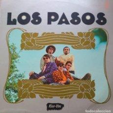 Discos de vinilo: LOS PASOS LP SELLO RICO-VOX HISPAVOX EDITADO EN USA.... Lote 271695263