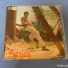 Discos de vinilo: EP BRUNO LOMAS ES MEJOR DEJARLO COMO ESTA 1966 BUEN ESTADO CIRCULO ATRAS. Lote 271696148