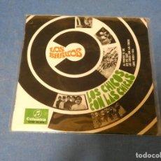 Discos de vinilo: EP LOS BRINCOS LOS CHICOS Y LAS CHICAS MUY BUEN ESTADO 1967 CON TRICENTRO. Lote 271696753