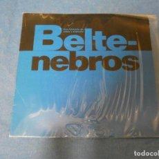 Discos de vinilo: SINGLE 1991 PROMO BUEN ESTADO DE LA PELI DE PILAR MIRO BELTENEBROS 1991 BUEN ESTADO. Lote 271696818