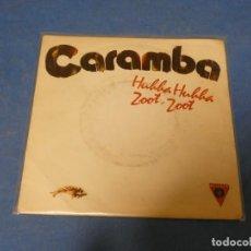 Discos de vinilo: SINGLE EUROTRASH RELACIONADO CON ABBA CARAMBA HUBBA HUBBA ZOOT ZOOT 1982. Lote 271697853