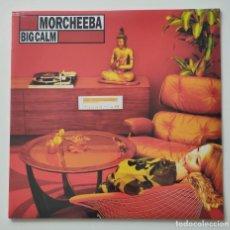 Discos de vinilo: MORCHEEBA – BIG CALM VINILO. Lote 271700253