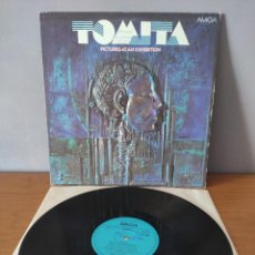 Disques de vinyle: TOMITA - PICTURES AT AN EXHIBITION. Lote 271796153
