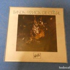 Discos de vinilo: 7 PULGADAS EP LA BANDA RITMICA DE CRISTAL CORRECTO 1985. Lote 271822068