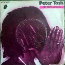 Disques de vinyle: PETER TOSH – ¿PUEDES VERLO? SPAIN. Lote 271846173