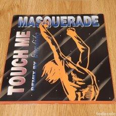 """Discos de vinilo: MAXI MASQUERADE """"TOUCH ME REMIX 95"""" CHIN CHIN PUM RECORDS. Lote 271876358"""