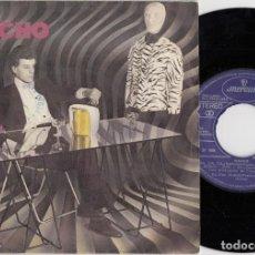 "Disques de vinyle: NACHO - DA, DA, DA - ITALODISCO - 7"" SINGLE - MERCURY - 1982 - EDICION ESPAÑOLA. Lote 271934668"