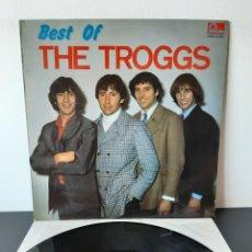 Discos de vinilo: THE BEST OF TROGGS. FONTANA. 1989. ESP. EX EN GENERAL. POCAS MARCAS. Lote 271935988