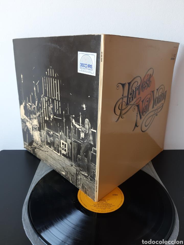 Discos de vinilo: NEIL YOUNG. HARVEST. REPRISE. 1972. SPAIN. HRES 291-39. - Foto 4 - 271955418