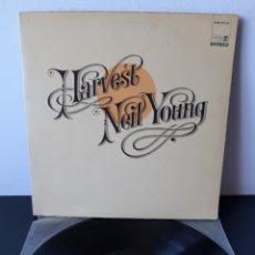 Discos de vinilo: NEIL YOUNG. HARVEST. REPRISE. 1972. SPAIN. HRES 291-39.. Lote 271955418