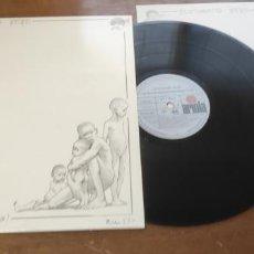 Discos de vinilo: GLUTAMATO YEYE. TODOS LOS NEGRITOS TIENEN HAMBRE Y FRÍO. ARIOLA, ESP. 1984 (MINI-LP) NUEVO!!. Lote 271958313