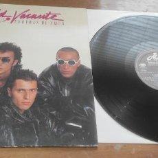 Discos de vinilo: ATAUD VACANTE CHORROS DE AMOR-ESPAÑA-1988-LP-VINILO NUEVO. Lote 271960378