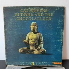 Discos de vinilo: CAT STEVENS. BUDDHA AND THE CHOCOLATE BOX. 1973. SPAIN. Lote 271962408
