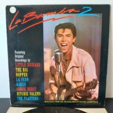 Discos de vinilo: VARIOUS ARTISTS. LA BAMBA VOLUME II. LONDON. 1988. ESP. Lote 271963013