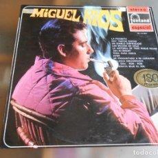 Discos de vinilo: MIGUEL RIOS, LP, LA PECOSITA + 11, AÑO 1969. Lote 271990033