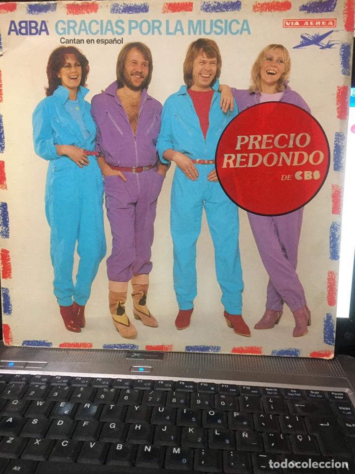 DISCO DE ABBA 33 (Música - Discos de Vinilo - EPs - Disco y Dance)