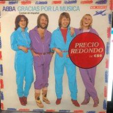Discos de vinilo: DISCO DE ABBA 33. Lote 272007298