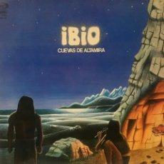 Discos de vinil: DISCO IBIO CUEVAS DE ALTAMIRA. Lote 272009108