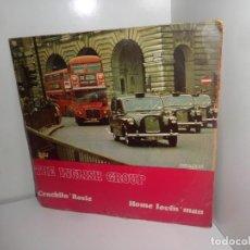 Discos de vinilo: THE INGLISH GROUP - CRACKLIN ROSIE - SINGLE - DISPONGO DE MAS DISCOS DE VINILO. Lote 272024348