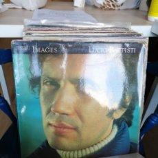 Dischi in vinile: LUCIO BATTISTI - IMAGES - RCA- LP 1977 - DISCO EN INGLÉS -. Lote 272025878