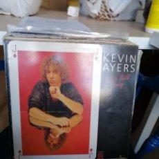 Discos de vinilo: KEVIN AYERS MAXI - WHO'S STILL CRAZY - ESPAÑA 1984 - PRODUCCION DE JULIAN RUIZ. Lote 272028358