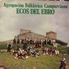 Discos de vinilo: ECOS DEL EBRO CANTABRIA. Lote 272069918