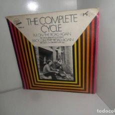 Discos de vinilo: THE COMPLETE CYCLE - I'M ON THE ROAD AGAIN - SINGLE - DISPONGO DE MAS DISCOS DE VINILO. Lote 272070928