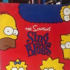 Discos de vinilo: DISCO 33 THE SIMPSONS SING THE BLUES. Lote 272073223