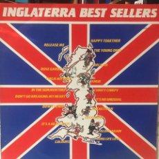 Discos de vinilo: DISCO 33 INGLATERRA BEST SELLERS. Lote 272073688