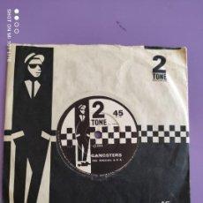 Discos de vinilo: JOYA SKA.THE SPECIAL A.K.A./THE SELECTER-GANGSTERS/THE SELECTER. 1979. UK TWO TONE TT2. Lote 272087823