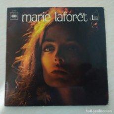 Discos de vinilo: MARIE LAFORET - MES BOUQUETS D'ASPHODELES / LES MATINS D'ANTAN - RARO SINGLE PORTADA ABIERTA EX. Lote 272140378