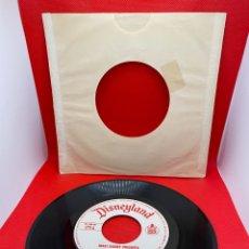 Discos de vinilo: SIN CARATULA SOLO DISCO DISNEYLAND WALT DISNEY BAMBI. Lote 272149538