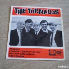 Discos de vinilo: SINGLE. THE TORNADOS. GRANADA +3. ORIGINAL 1966.. Lote 272199598