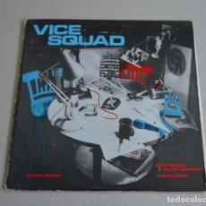 Discos de vinilo: VICE SQUAD - BLACK SHEEP (MAXI). Lote 272201993