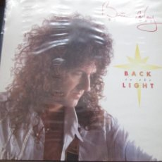Discos de vinilo: BRIAN MAY. BACK TO THE LIGHT. LP. (SPAIN 1992). Lote 272223933