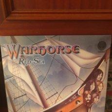 Discos de vinilo: WARHORSE / RED SEA / GATEFOLD / NOT ON LABEL. Lote 272230568