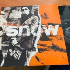 Discos de vinilo: 12 INCHES OF SNOW MAXI ESPAÑA (B-31). Lote 272235253