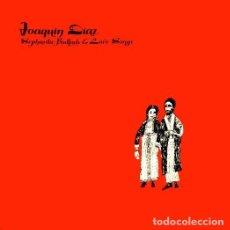 Discos de vinilo: JOAQUÍN DÍAZ - SEPHARDIC BALLADS AND LOVE SONGS - LP DE EDICIÓN NORTEAMERICANA/USA. RARO E INCUNABLE. Lote 272303428