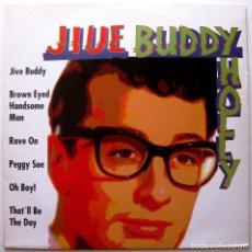 Discos de vinilo: BUDDY HOLLY - JIVE BUDDY - MAXI MCA RECORDS 1992 HOLANDA BPY. Lote 272365038