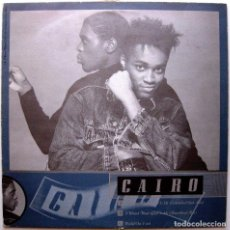 Discos de vinilo: CAIRO - I WANT THAT GIRL - MAXI CITY BEAT 1989 UK BPY. Lote 272368663