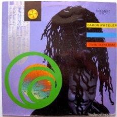 Discos de vinilo: CARON WHEELER - LIVIN' IN THE LIGHT - MAXI RCA 1990 UK BPY. Lote 272384823