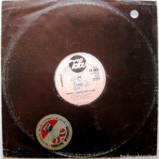 Discos de vinilo: CHERRELLE - FRAGILE...HANDLE WITH CARE - MAXI TABU RECORDS 1984 UK BPY. Lote 272442448