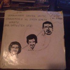 Discos de vinilo: EUSKADIKO HERRIARI. Lote 272501903