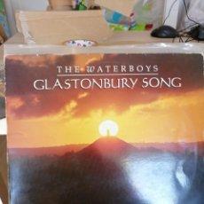 Discos de vinilo: THE WATERBOYS - 1993 - GLASTONBURY SONG + 3 CANCIONES MAS. Lote 272543968