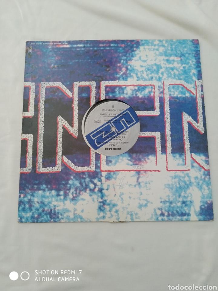 """Discos de vinilo: Long Cage,Dance, Aleman euro house 12"""" UZ 0005-02 - Foto 2 - 272642083"""