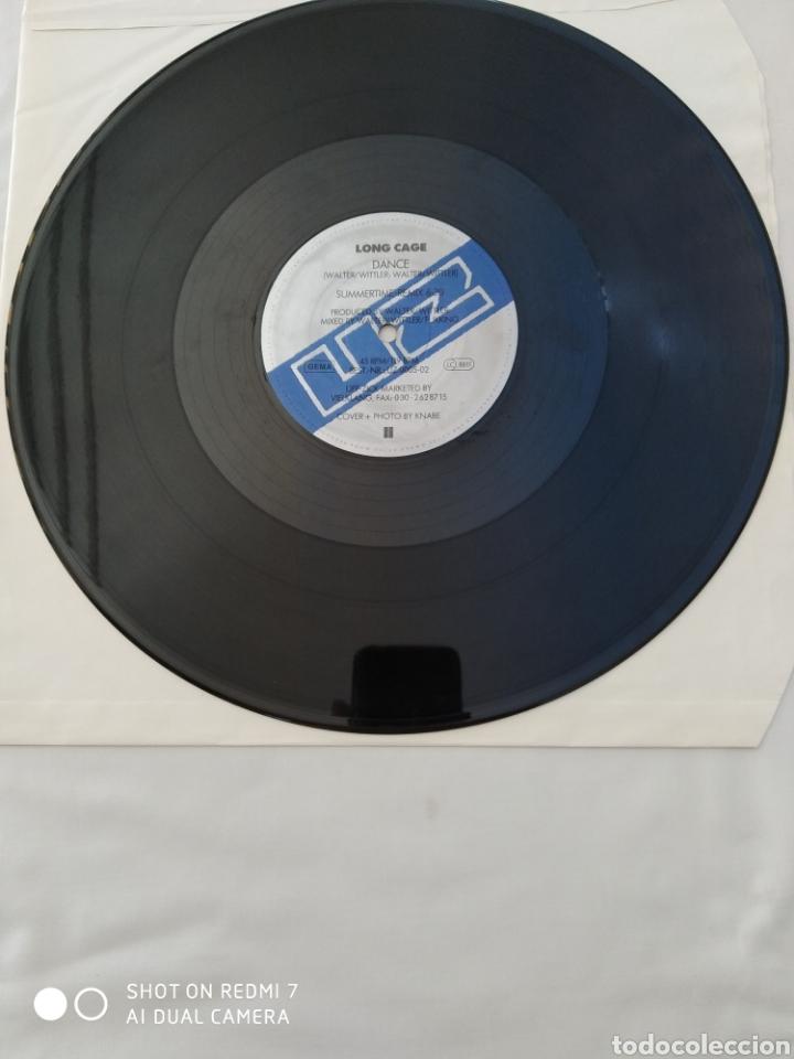 """Discos de vinilo: Long Cage,Dance, Aleman euro house 12"""" UZ 0005-02 - Foto 3 - 272642083"""
