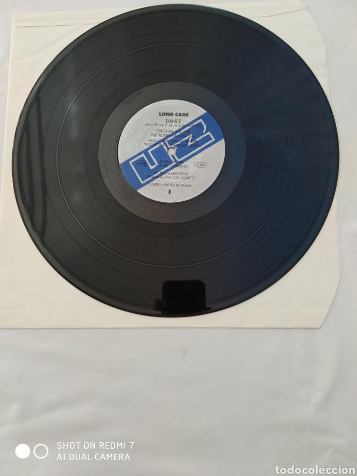 """Discos de vinilo: Long Cage,Dance, Aleman euro house 12"""" UZ 0005-02 - Foto 4 - 272642083"""